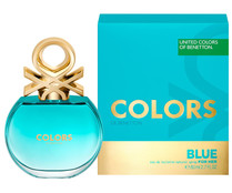 Colonia COLORS BLUE de UNITED COLORS OF BENETTON 80 ml.