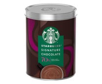 Cacao soluble, 70 % cacao STARBUCKS 300 g.