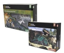 Set de animales con 20 piezas, NATIONAL GEOGRAPHIC.
