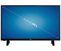 "Televisión 81,28 cm (32"") LED QILIVE Q.32-822 HD READY, SMART TV, WIFI, TDT HD, USB reproductor y grabador, 2HDMI, 50HZ."
