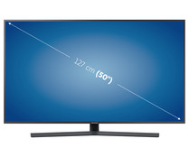 "Televisión 127 cm (50"") LED SAMSUNG UE50RU7405 4K, HDR, SMART TV, WIFI, BLUETOOTH, TDT T2, 3HDMI, 1900HZ."