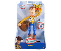 Juguete parlinchín de Woody, TOY STORY