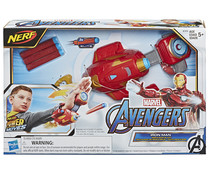 Repulsador Power Moves Nerf de Iron Man, LOS VENGADORES.
