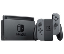 Consola Nintendo Switch color gris NINTENDO.