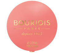 Colorete número 43 (Corail tentation) BOURJOIS.