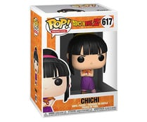 Figura Chichi, Dragon Ball Z de 10 cm. aprox. Animation 617 FUNKO POP!