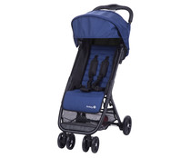 Silla de paseo, desde 0 meses hasta 15kg, asiento reclinable, color azul, SAFETY FIRST TEENY.