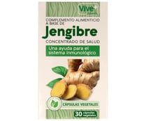 Jengibre VIVE ADVANCE 30 uds.