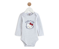 Body de manga larga para bebé HELLO KITTY, talla 92.
