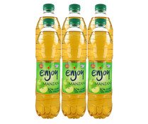 Refresco sin gas manzana 6x 1,5 l.