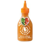 Mayonesa Sriracha Flying goose FRICODAN 200 ml.