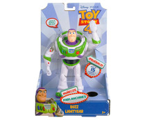 Juguete parlinchín de Buzz Lightyear. TOY STORY