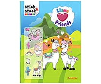 Llama friends Stick & Stack, VV. AA. Género: infantil. Editorial Panini.