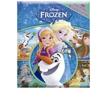 Mini mi primer busca y encuentra Frozen VV.AA Publications international iberia