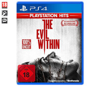 Videojuego The Evil Within Hits para Playstation 4. Género: Acción. PEGI: +18