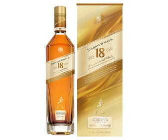 Whisky blended 18 años 70 cl