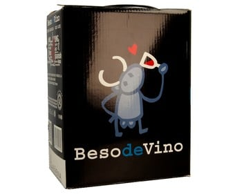 Vino tinto bag in box de 3 litros