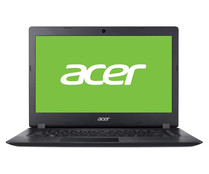 "Portátil 35,36cm (14"") ACER A114-32-C20T, Intel Celeron N4020, 4GB Ram, 64GB eMMC, Intel HD 600, Windows 10."