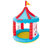 Circo hinchable infantil con pelotas, FISHER PRICE.
