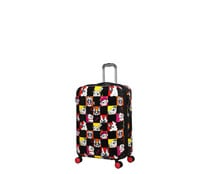 Maleta mediana ABS estampada de 65 centímetros 8R ABS expandible con TSA, IT LUGGAGE.