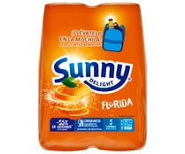 Refresco  refrigerado Florida SUNNY DELIGHT FLORIDA pack 4 uds. x 20 cl.