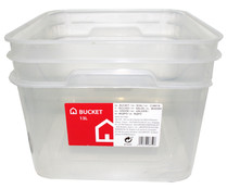 Cubo rectangular, 13l SNC.