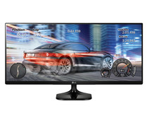 """Monitor PC 63,5cm (25"""") LG 25UM58-P, ultra panorámico, WFullHD, HDMI."""