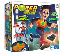 Juego infantil de movimiemto Power Run, 1 ó 2 jugadores, FUN PLAY.