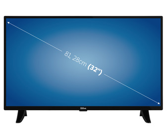 "Televisión 81,28 cm (32"") LED SELECLINE 32285T2 HD READY, T2, USB reproductor, 2HDMI, 100HZ."