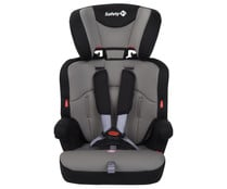 Silla de auto para grupos 1/2/3, negro, SAFETY FIRST Ever Safe Hot, color gris.