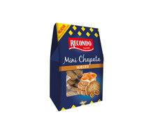 Mini chapatas con nueces  RECONDO 100 g.