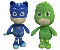 Surtido de mini peluches PJMASKS.