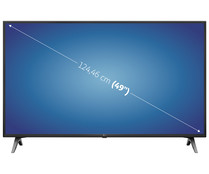"Televisión 124,46 cm (49"") LED LG 49UM7100 4K, HDR, SMART TV, WIFI, BLUETOOTH, TDT T2, USB reproductor y grabador, 3HDMI, 1600HZ."