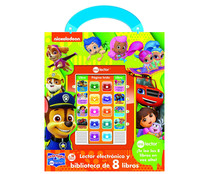 Lector mágico  Nickelodeon Jr. NICK JR, Publications International Iberia