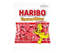 Geles dulces HARIBO FAVORITOS RED PICA 150 g.