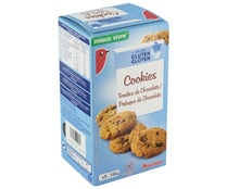 Cookies trocitos de chocolate AUCHAN 150 g.