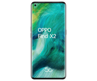 """Smartphone 16,7cm (6,7"""") OPPO Find X2 ocean, Octa-Core, 12GB Ram, 256GB, 48+13+12 Mpx, ColorOS 7 (Android 10)."""