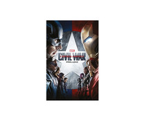 Captain America, civil war, preludio,VV. AA. Género: cómic, Editorial Panini.