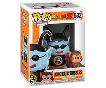 Figuras King Kai & Bubbles, Dragon Ball Z, Animation 532 FUNKO POP!