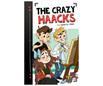The Crazy Haacks y el enigma del cuadro (The Crazy Haacks 4). THE CRAZY HAACKS. Género: Infantil. Editorial:Montena.