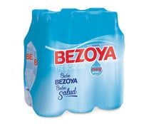 Agua mineral BEZOYA pack 6 botellas x 50 cl.