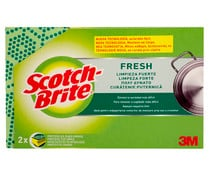 Estropajo salvauñas Fresh SCOTCH-BRITE 2 uds.