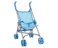 Silla plegable de paseo con paraguas ONE TWO FUN ALCAMPO.