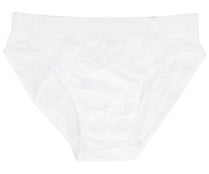 Calzoncillo slip de niño IN EXTENSO, color blanco, talla 12.