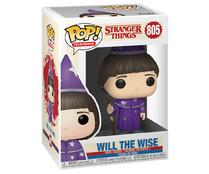 Figura Will The Wise, Stranger Things (s3), 10cm., Television 805 FUNKO POP!