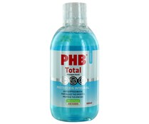 Enjuague bucal total PHB 500 ml.