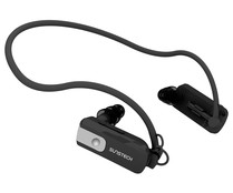 Reproductor mp3 deportivo SUNSTECH TRITON, 4GB, resistente al agua.