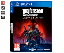 Videojuego Wolfenstein Youngblood Deluxe Edition para Playstation 4. Género: acción. PEGI: +18.