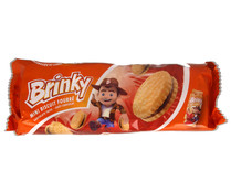 Galleta sandwich chocolate BRINKY 187,5 g