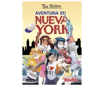 Aventura en Nueva York. TEA STILTON, Genero: Infantil, Editorial: Destino